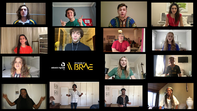 Young #SA Artists Unite To Create #UltimateSAMedley #SponsorsOfBrave #StayHome #StaySafe