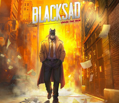 تنزيل لعبة Blacksad: Under the Skin