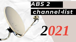 abs 2 channel list 2021