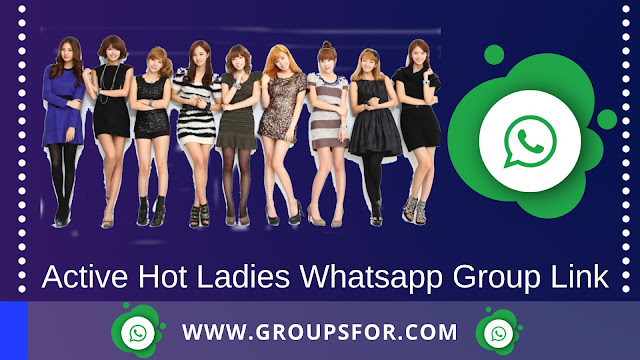 Active Ladies whatsapp group link