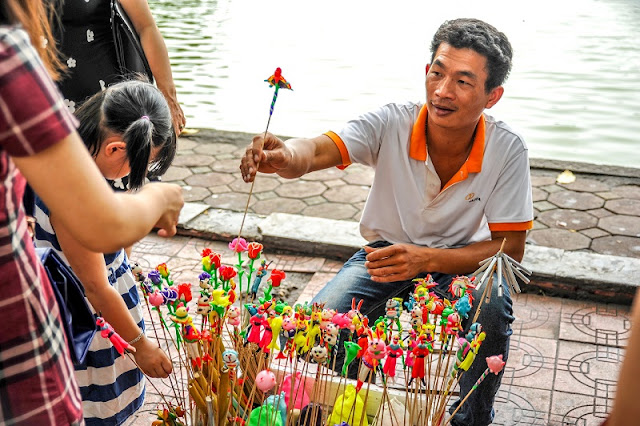 Tò He – an edible traditional toy of Vietnam