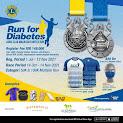 Run for Diabetes – Lions Club Makassar United Run • 2021