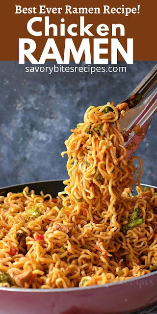 Best Ever Ramen Recipe!