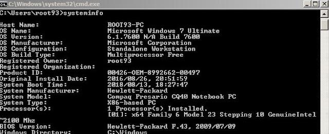 Cara Mengetahui Tanggal Terakhir Kali Windows di Instal