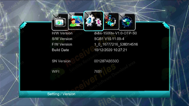 MAGNUM 7100+ 1506TV 512 4M SGB1 V10.11.09 WIFI 7601 NEW SOFTWARE 10-12-2020