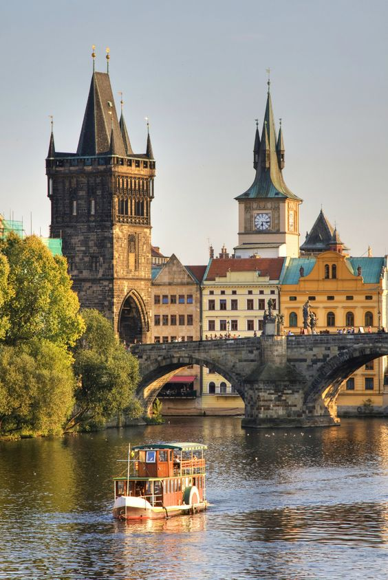 Travel In Czech Republic Most Beautiful Places In Prague Viral Planet