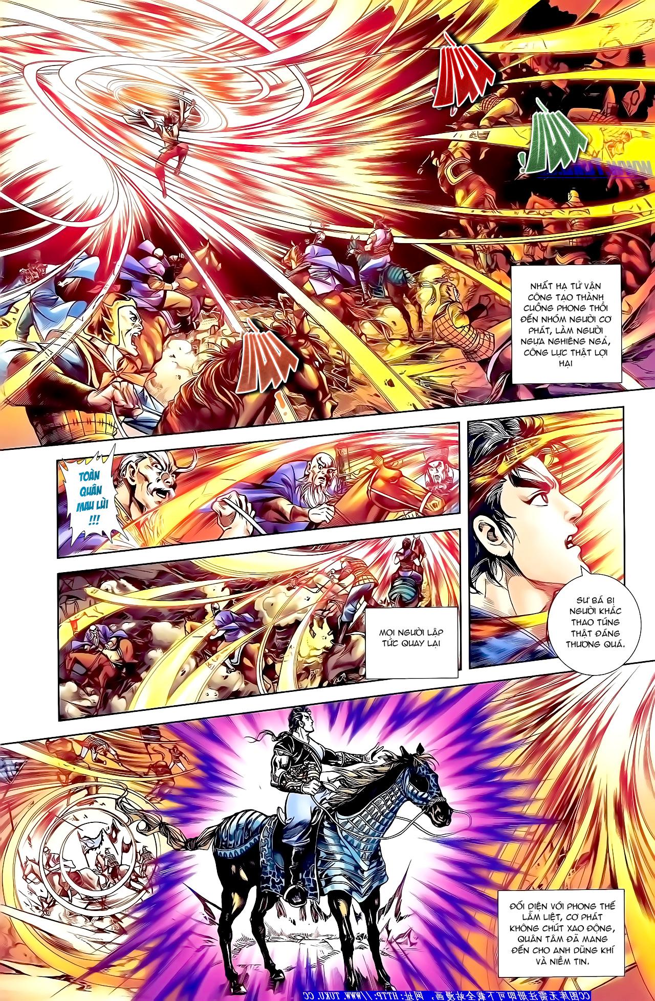 Cơ Phát Khai Chu Bản chapter 157 trang 9