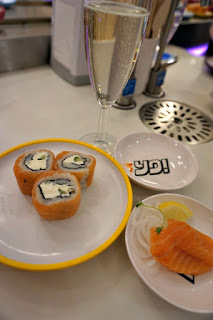 Yo Sushi Chester