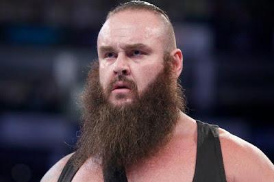 WWE Braun Strowman Bray Wyatt Seth Rollins