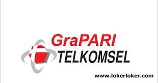 Loker Terbaru PT. Grapari Telkomsel Tahun 2021