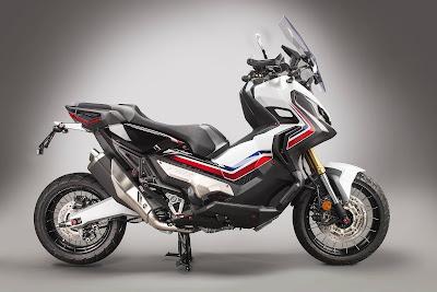 Αξεσουάρ Lightech Για Honda X-Adv 2017