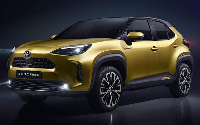 Novo Toyota Yaris Cross