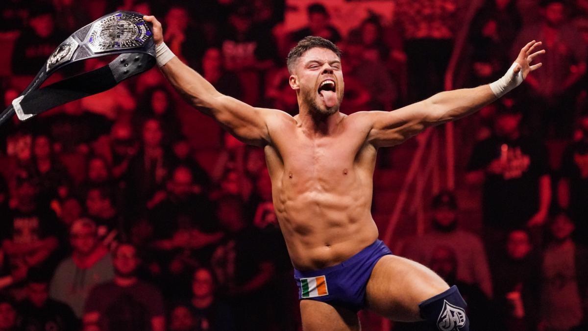 Jordan Devlin se declara como verdadeiro Cruiserweight Champion e Santos Escobar responde