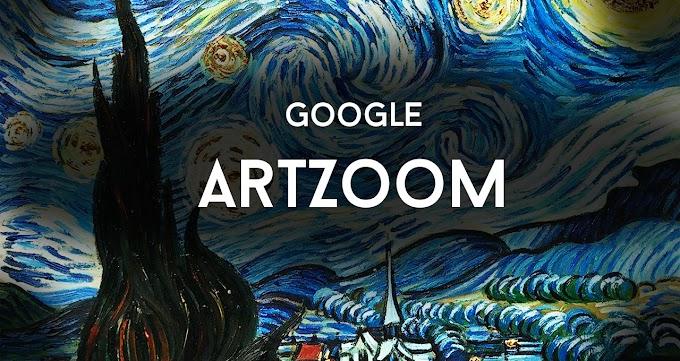 Know about Google ARTZOOM aka GIGAPIXEL