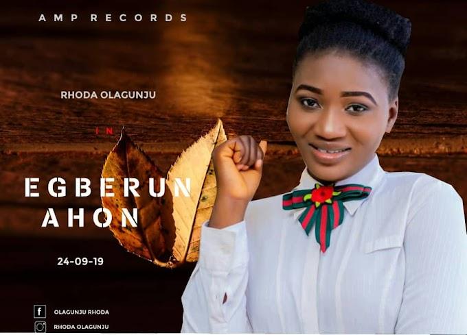[Gospel music] Rhoda Olagunju _ Egberun Ahon