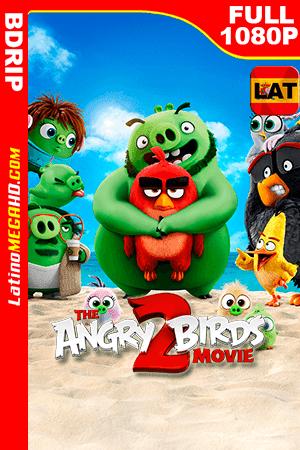 Angry Birds 2: La Película (2019) Latino FULL HD BDRIP 1080P - 2019