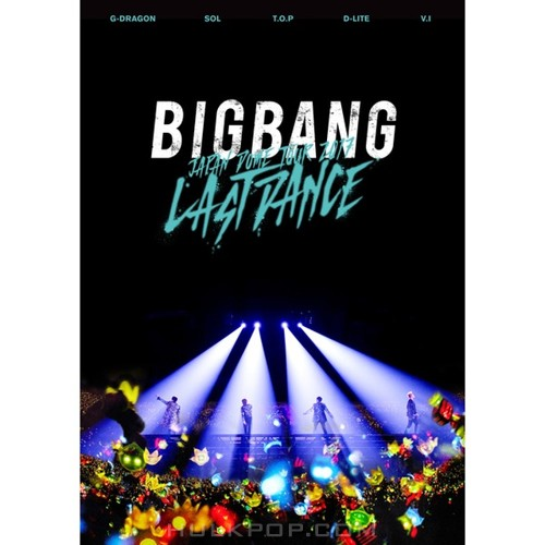 BIGBANG – BIGBANG JAPAN DOME TOUR 2017 -LAST DANCE- (ITUNES MATCH AAC M4A)