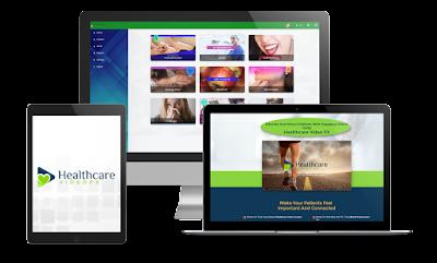 Healthcare Video FX Créer vidéo liés à la santé, au bien-être et au domaine médical