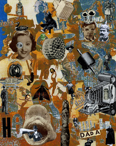Hannah Hoch Dada Art