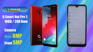 Q Mobile QSmart Hot Pro 2 price in Pakistan