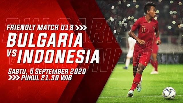 Garuda Muda U-19 vs Kroasia: Prediksi, Perkiraan Line Up & Jadwal Tayang