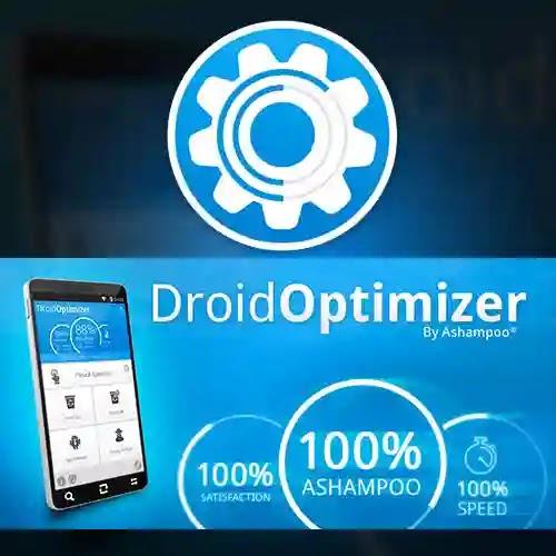 تسريع وإصلاح مشاكل البرامج على هاتف الاندرويد الخاص بك فنحن ننصحك وبشدة بتثبيت برنامج Droid Optimizer الذي يعتبر أداة لإدارة موارد وعتاد الهاتف