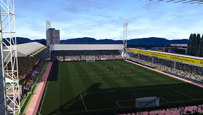 PES 2020 Stadium Fir Park
