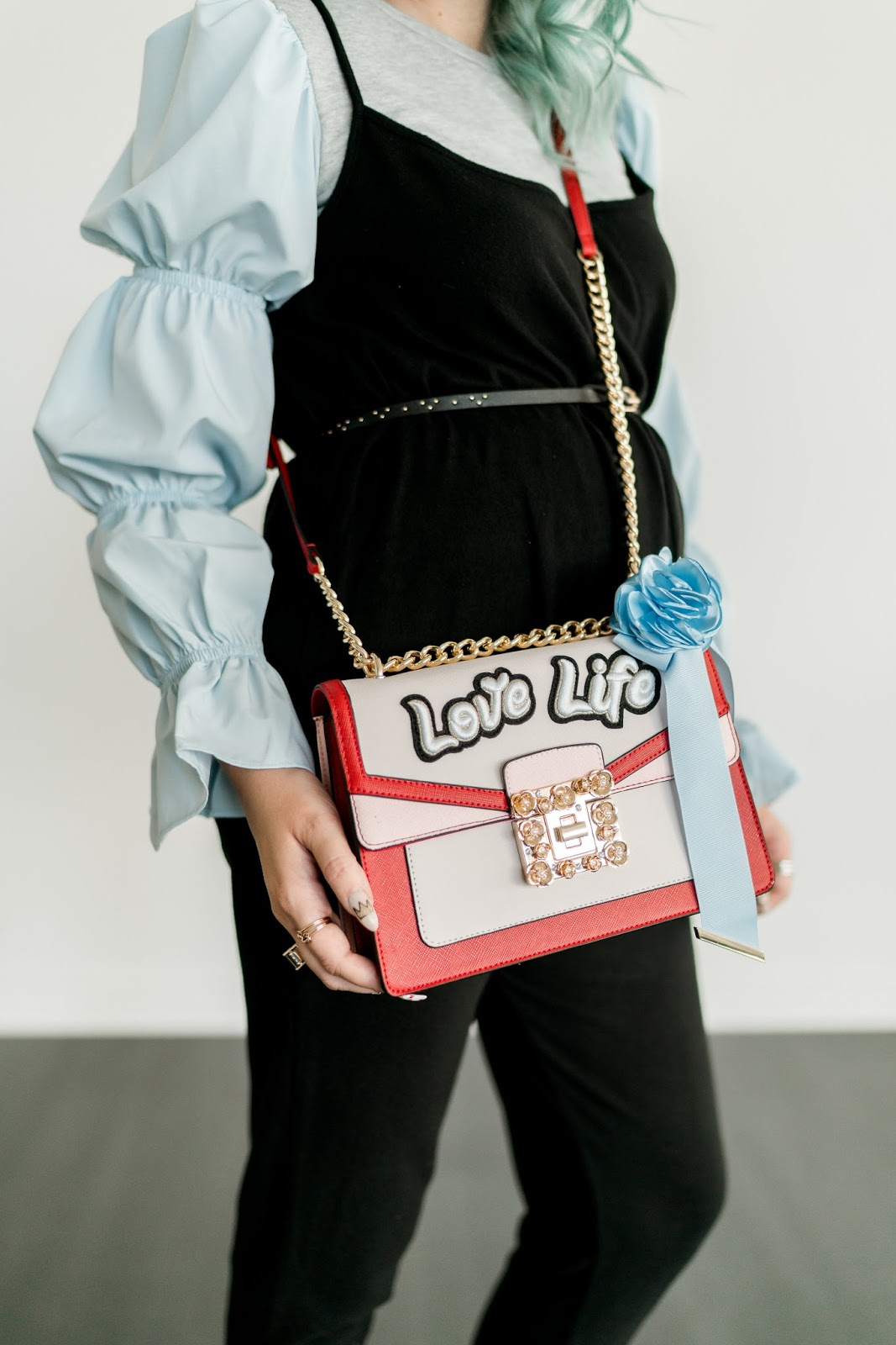 Love Life Purse, ASOS, Fashion blogger