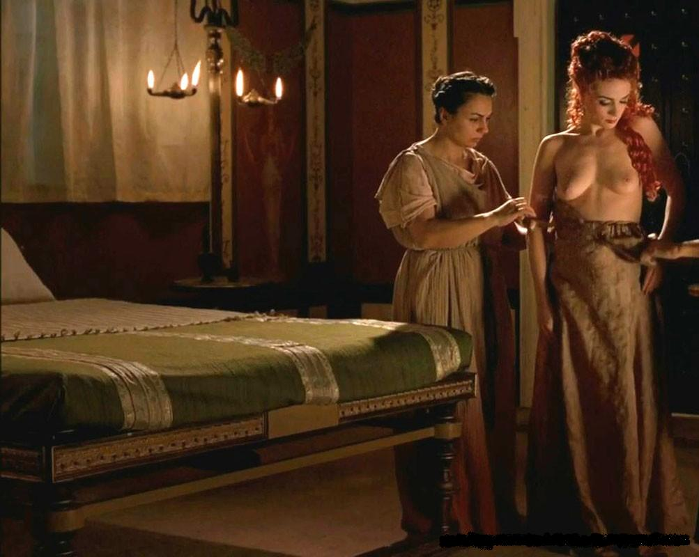 Rome kerry condon nude question