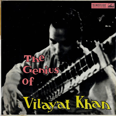 Vilayat Khan The Genius Of Vilayat Khan