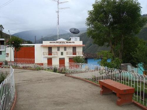 Municipalidad Distrital de Gregorio Pita (San Marcos)