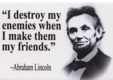 Image of Abraham lincoln Quotes on Best 31+ Inspirational ,Motivational and LIfe Quotes