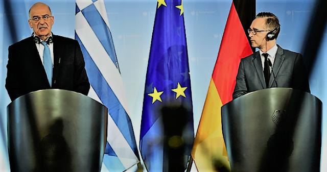 Το Βερολίνο πιέζει την Αθήνα να τα βρει με την Άγκυρα