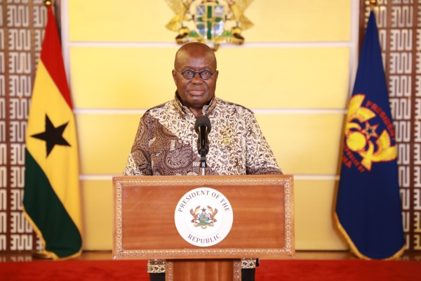 President Akufo-Addo's May Day Celebration Speech