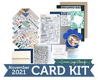 Simon's November Card Kit