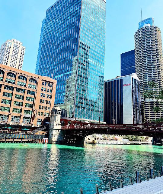 Chicago Riverwalk Summer 2020