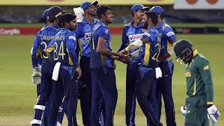 Sri Lanka vs South Africa 3rd ODI 2021 Highlights