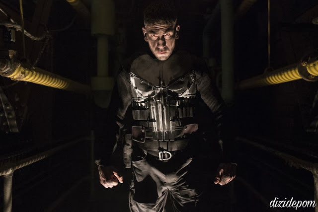Marvel's The Punisher Dizisi İndir