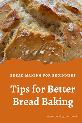 Bread Making for Beginners: tips for better bread making and a crusty loaf image