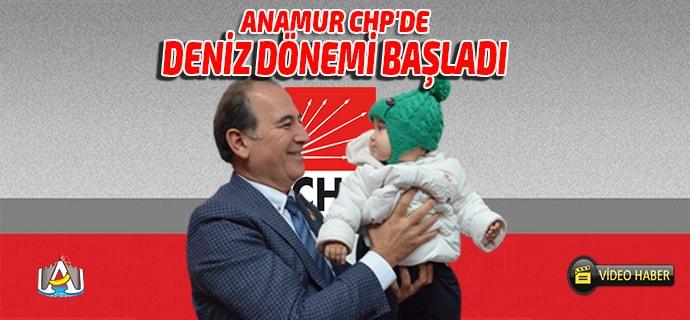 Durmuş Deniz, CHP ANAMUR, SİYASET, Anamur Haber, Anamur Son Dakika,