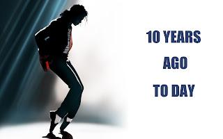 michael jackson 10 years