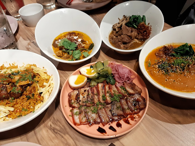 chinese fusion makati beef pork curry rice noodles modern