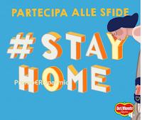 Logo Del Monte ''Sfide #StayHome'' : vinci gratis cofanetto Smartbox