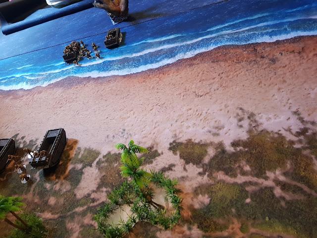 28mm Jungle terrain