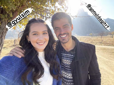 Berk Atan y Gülsim Ali