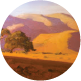 A step by step guide to painting a landscape painting