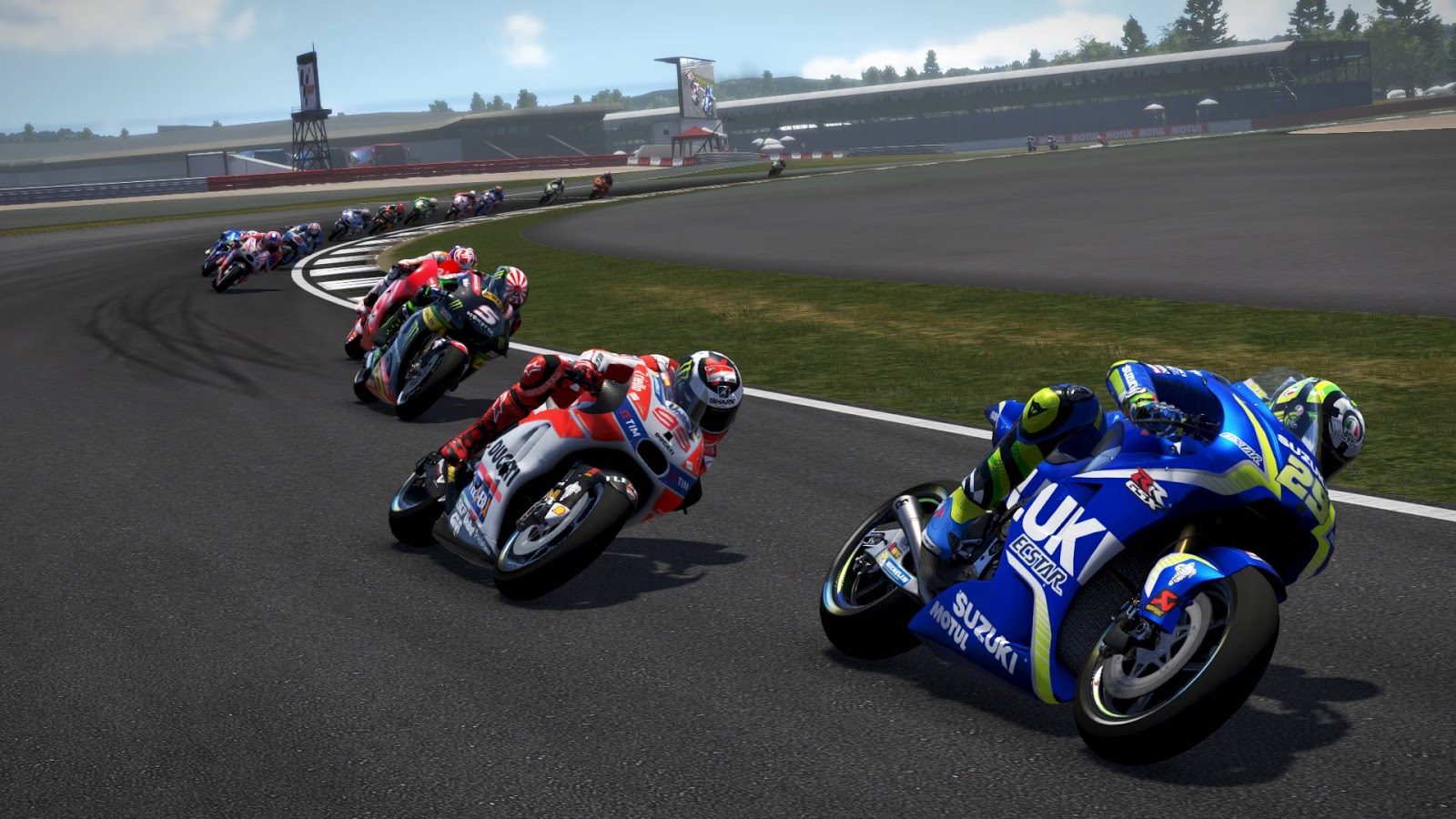 New Games Motogp 17 Ps4 Pc Xbox One The