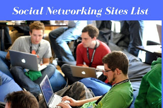 Best Social Networking Site List for 2020