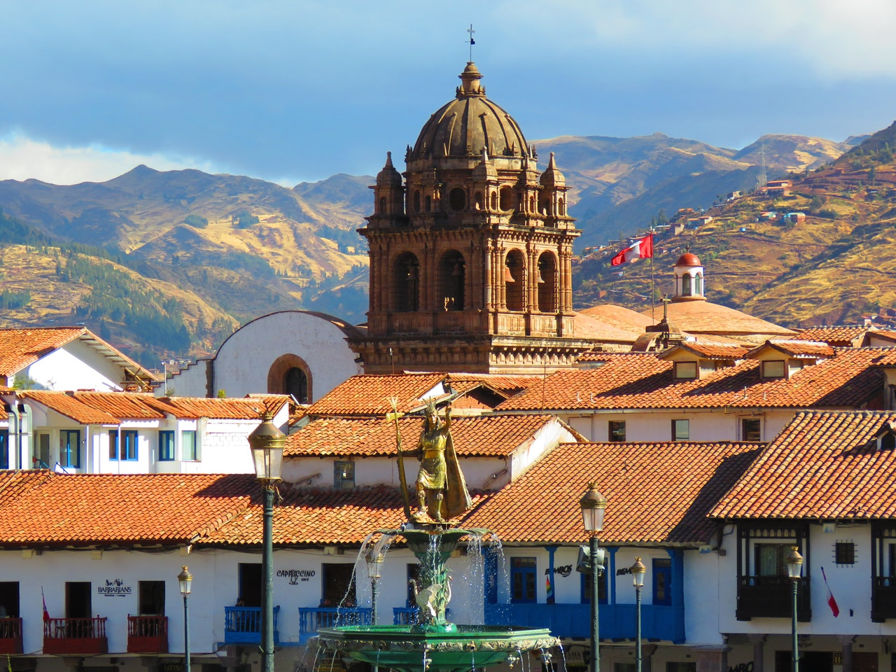 WHAT TO DO BEFORE TRAVELING TO SOUTH AMERICA