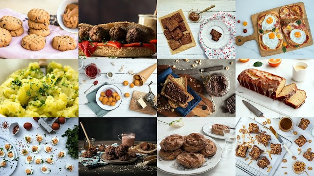 15 Γλυκές & Αλμυρές Συνταγές που μπορείτε να φτιάξετε μαζί με τα Παιδιά